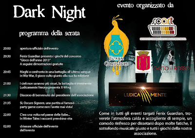 http://fenixguardian.blogspot.it/2013/11/dark-night-23-nov-2013-programma-della.html