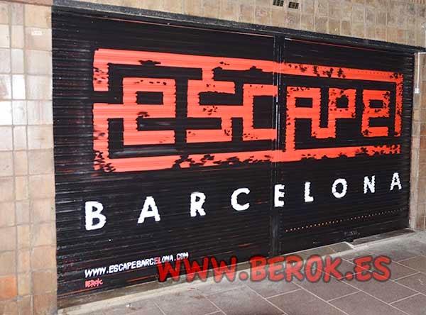 Room escape en vivo Barcelona