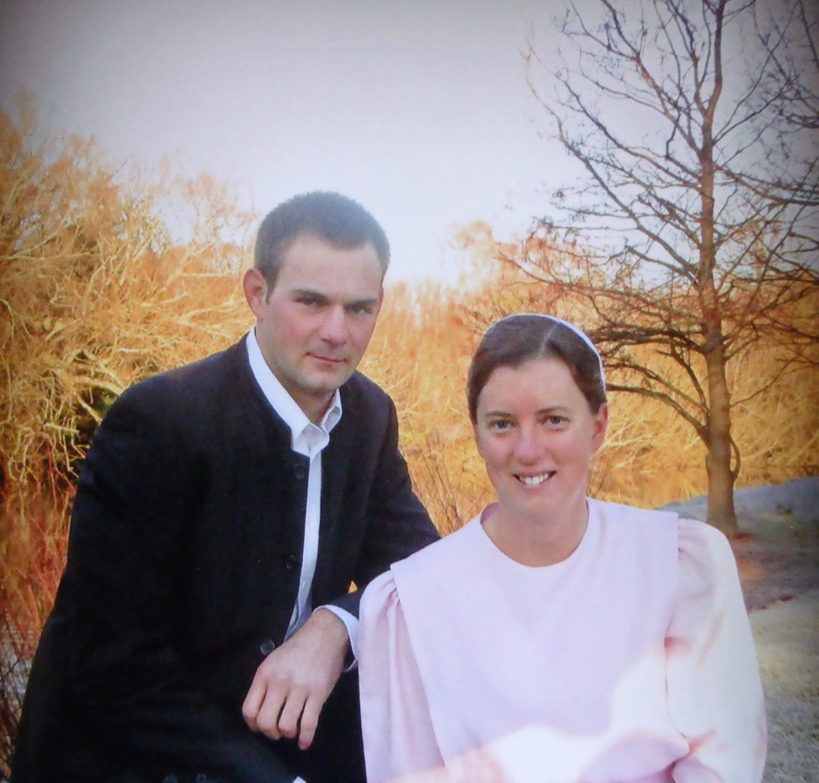 mennonite marriage customs