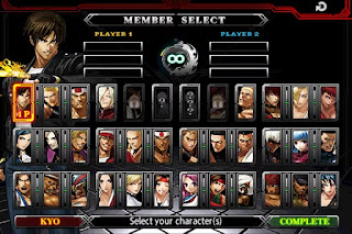 GAME THE KING OF FIGHTERS