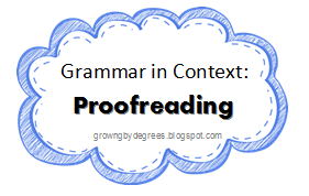 Power proofreading