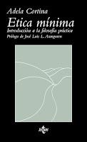 """""""Ética mínima"""" - Adela Cortina"""