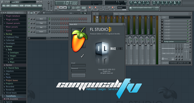 FL Studio Producer Edition Versión 11.1.0