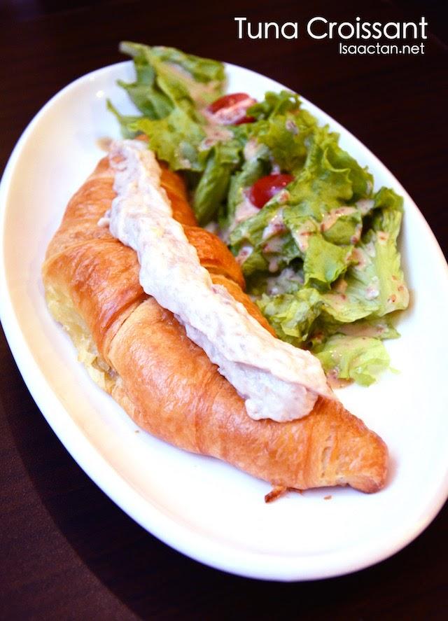 Tuna Croissant - RM10.90