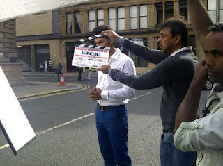 Salman Khan's 'Kick' kicks off in Glasgow