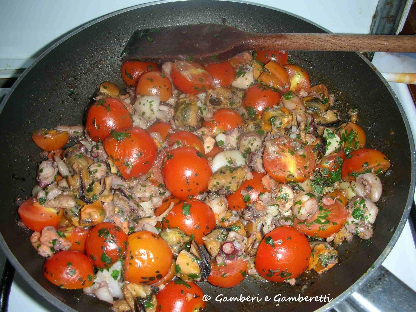 Olasz gasztrokultúra: frutti di mare