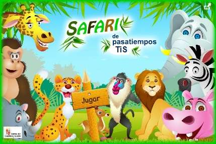 Safari de pasatiempos