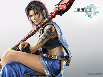 #6 Final Fantasy Wallpaper