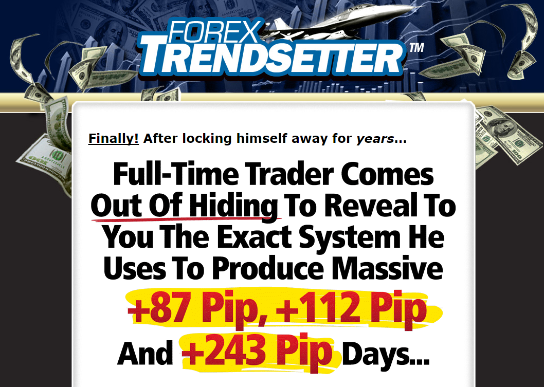 Forex full time income