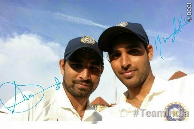 Bhuvneshwar-Kumar-Mohammed-Shami-England-v-India-1st-Investec-Test