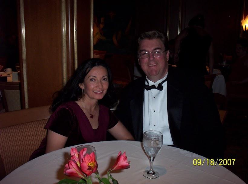 Kevin and Maria Hoggan