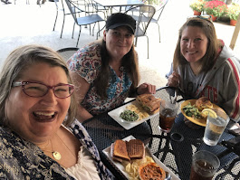 2020 Blossom Cafe, Blueberry Iced Tea, Mansfield OH