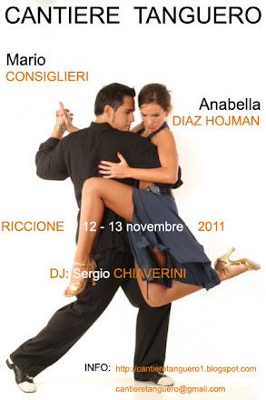 Mario Consiglieri,  Yanick WYLER y Eugenia PARRILLA Hojman