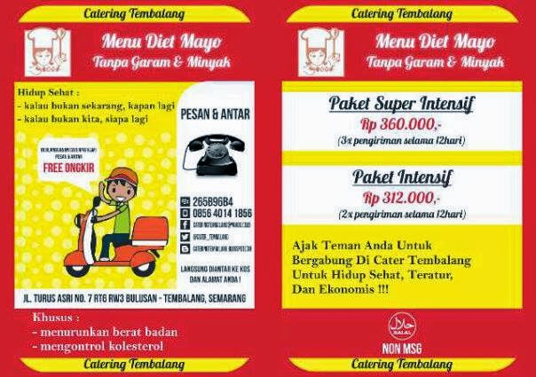 Tag: Catering Diet Mayo di Sunter Agung