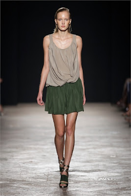 Maurizio Pecoraro - Spring Summer 2013 Fashion Show - sporty chic