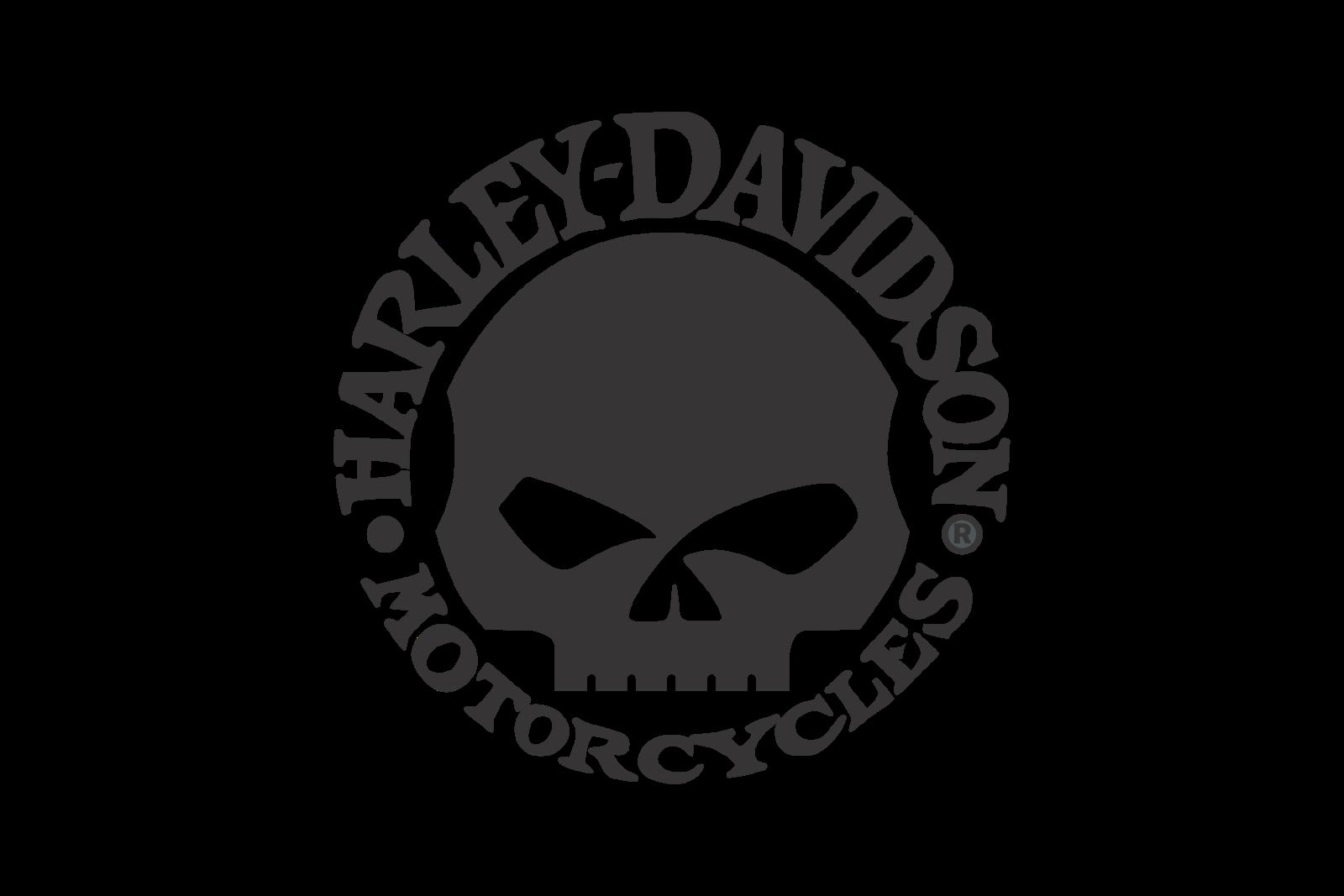 Harley Davidson Skull Logo LogoShare