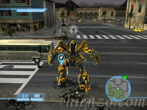 Transformers PC Gameplay