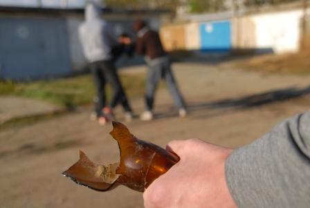 Молодежная преступность в стране