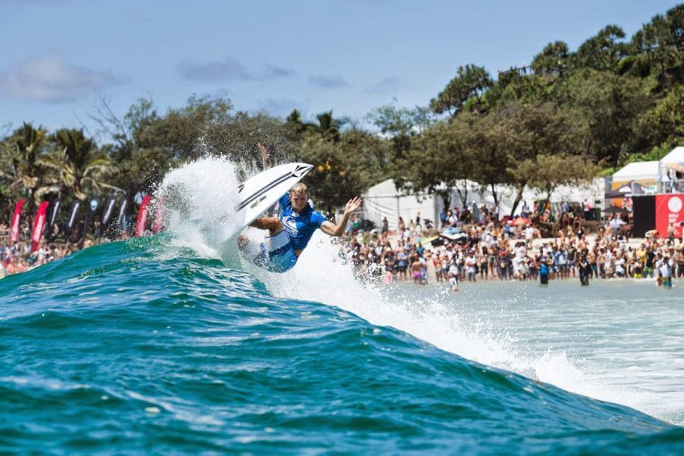 22 Quiksilver Pro Gold Coast 2015 Dusty Payne Foto WSL Kelly Cestari