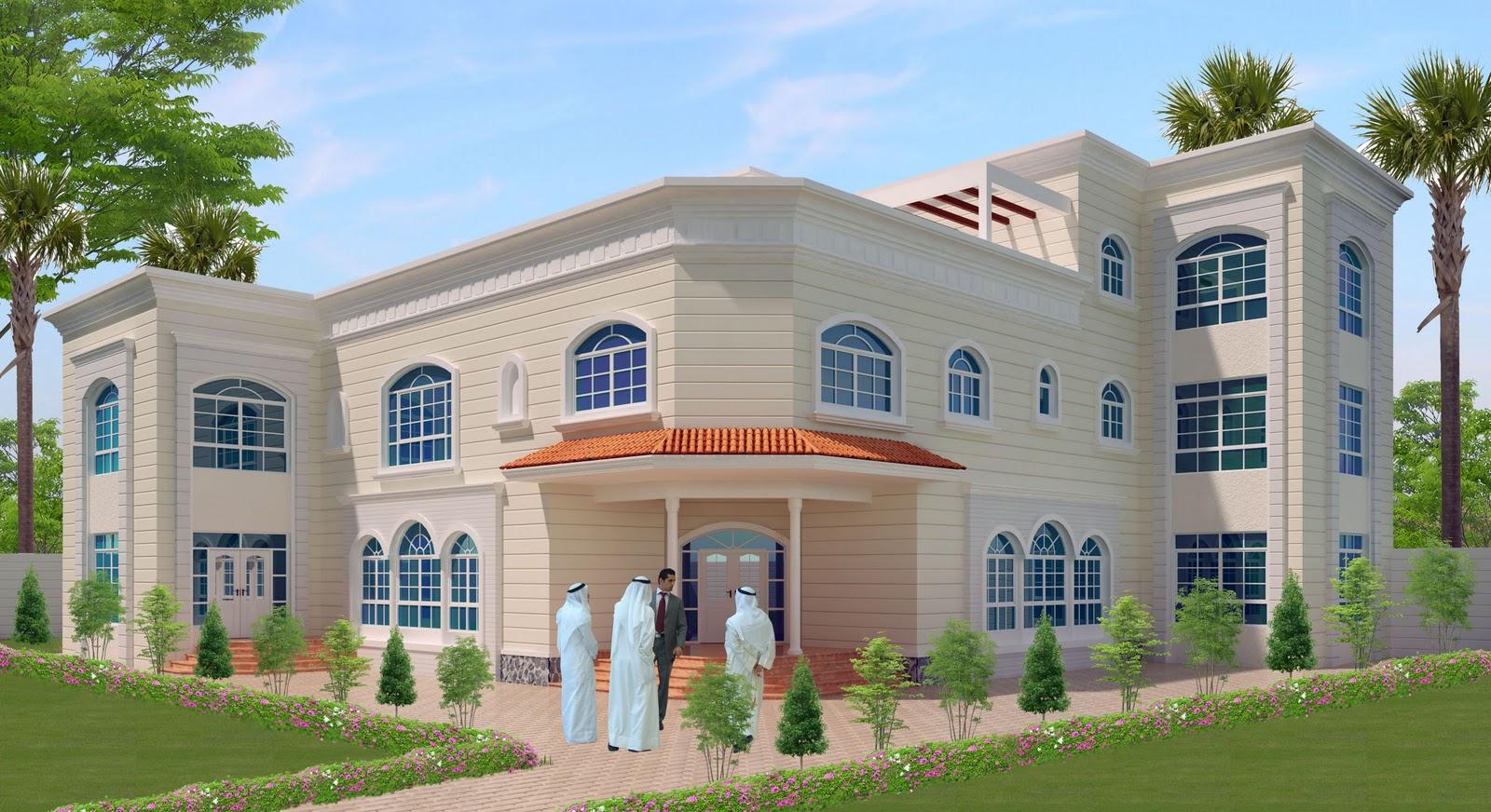 Great House Design Saudi Arabia 1600 x 872 · 368 kB · jpeg