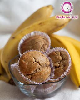 Słodkie bezcukrowe muffinki