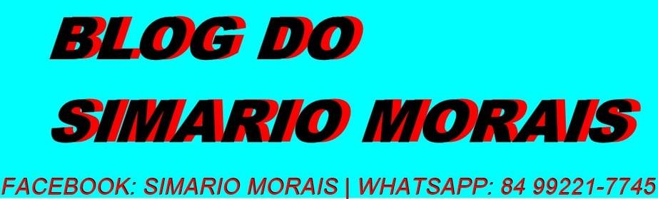 Blog Do Simario Morais