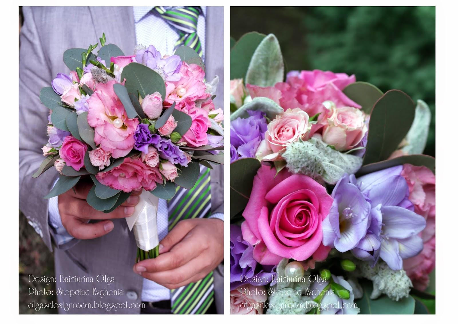 Сиренево розовые цветы 61