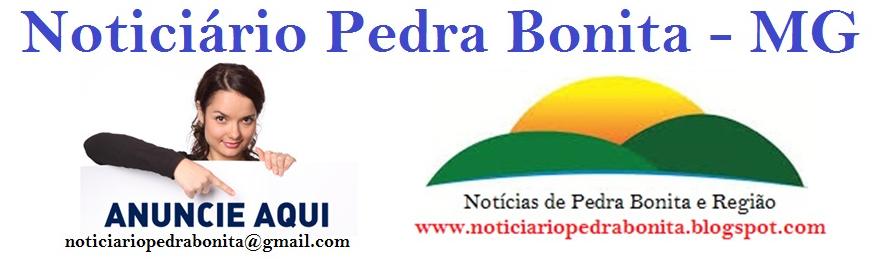 NOTÍCIAS DE PEDRA BONITA