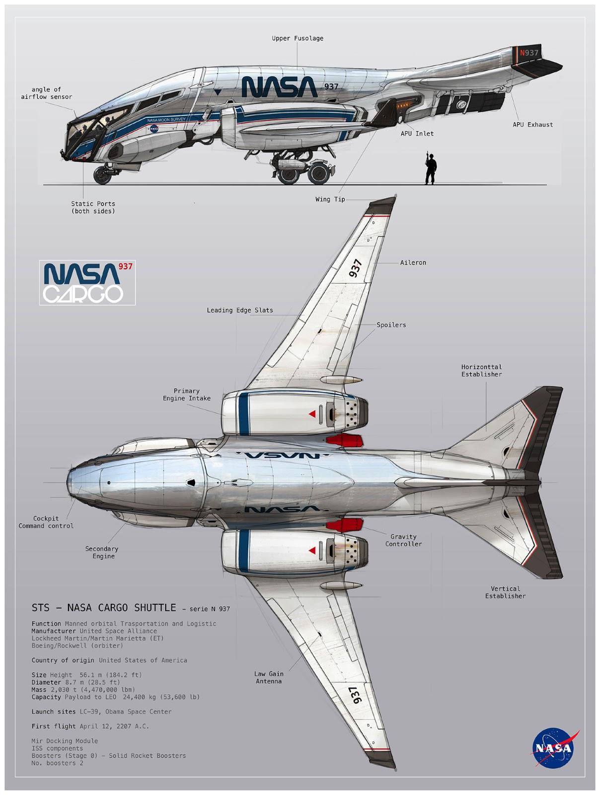 nasa concept spacecraft - photo #40