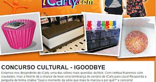 Concurso Cultural  Igoodbye