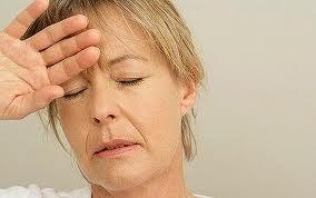menopause hives