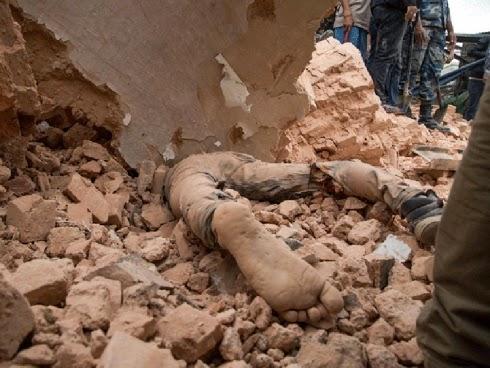 Jumlah kematian gempa bumi di Nepal mencecah 7 624 orang