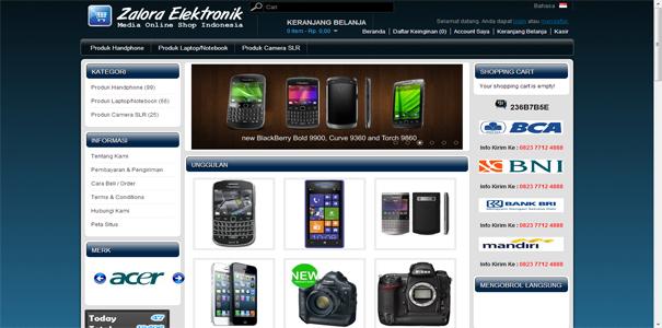 Zalora Elektronik Toko Online Penipu 100 By Polisionline Com