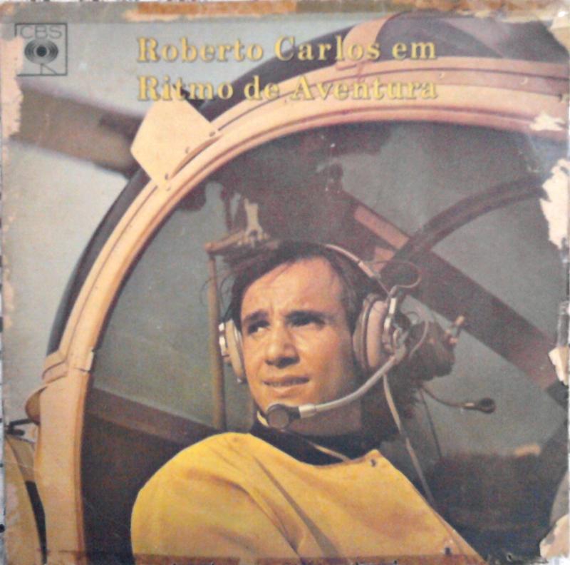 Vinyl House: EP Roberto Carlos - Em Ritmo de Aventura (1967)