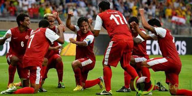 Pemenang - Tahiti