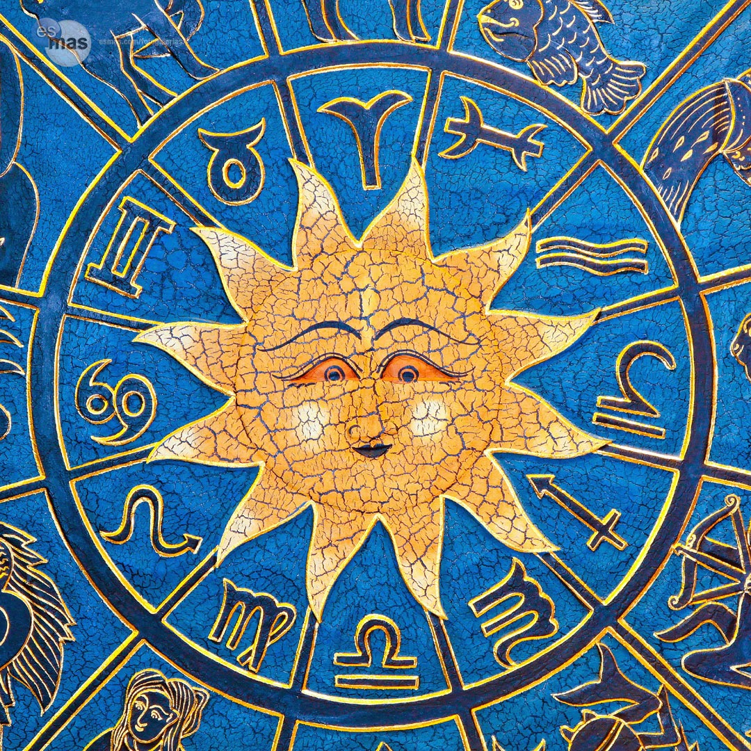 Wallpaper Calendario Solar signos del Zodiaco