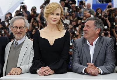 Nicole Kidman attire tous les regards.surtout de Daniel Auteuil