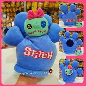 STITCH + SCRUMP