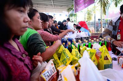 Lokasi dan Jadwal Pasar Murah di Jakarta