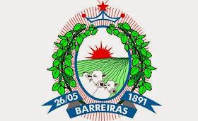 CÂMARA MUNICIPAL DE BARREIRAS