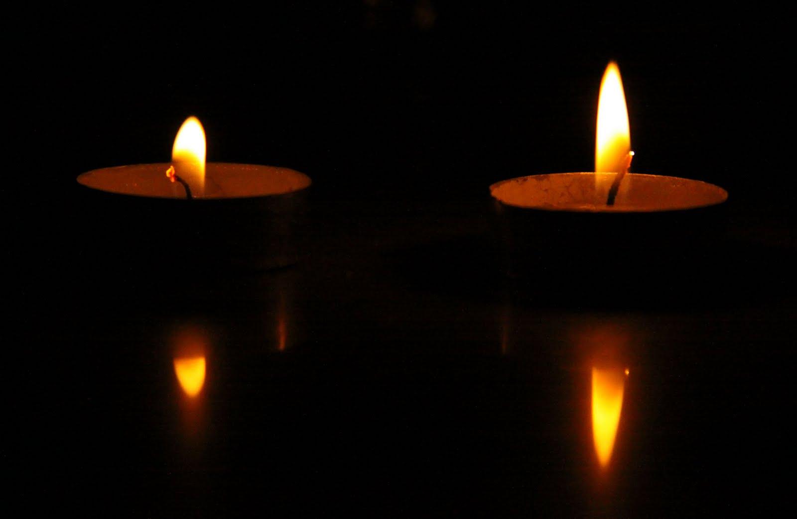 i spy with my mojalvo eye shabbat candles