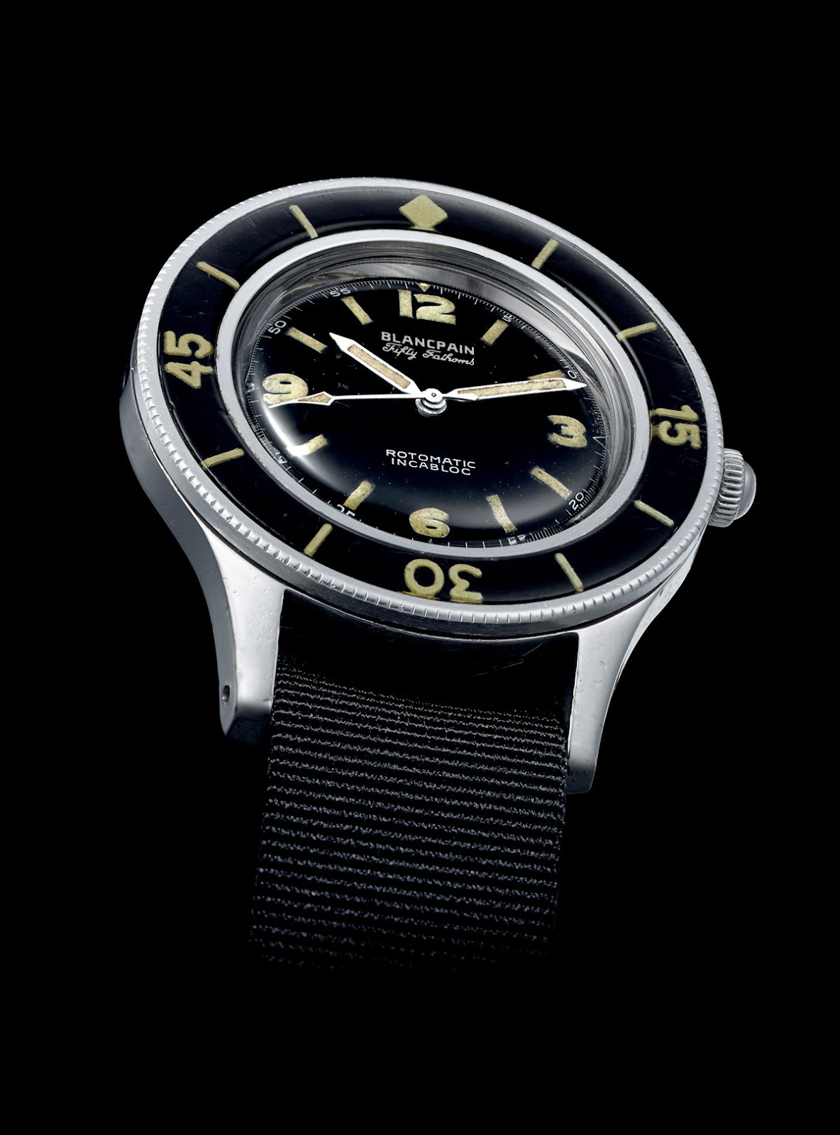 BLANCPAIN-FIFTT FATHOMS