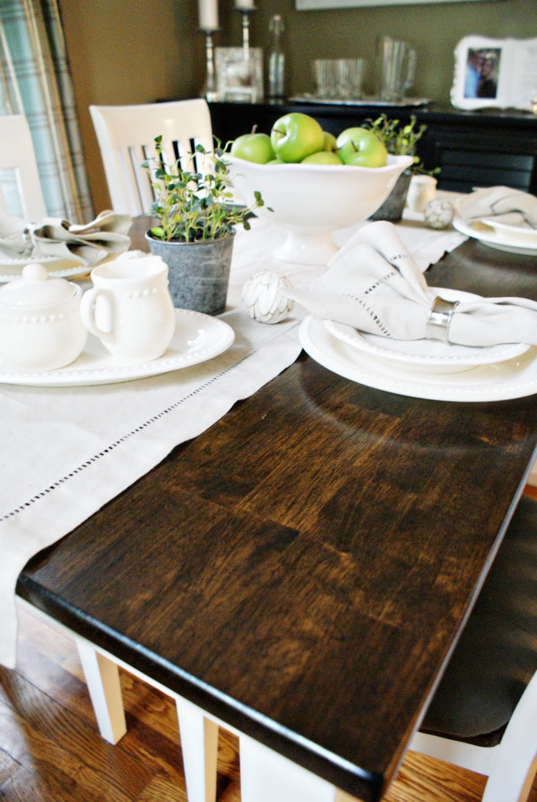 Ashley Furniture Signature Design  Larchmont Dining Room