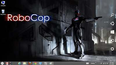 Robocop 2013 Theme For Windows 7 Or 8