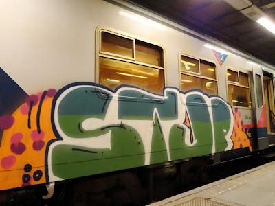 STUP GRAFFITI