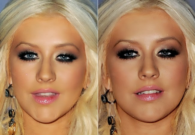 maquiagem-para-loiras-platinadas