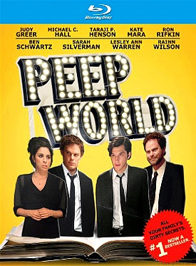 Filme Poster Peep World BDRip XviD & RMVB Legendado