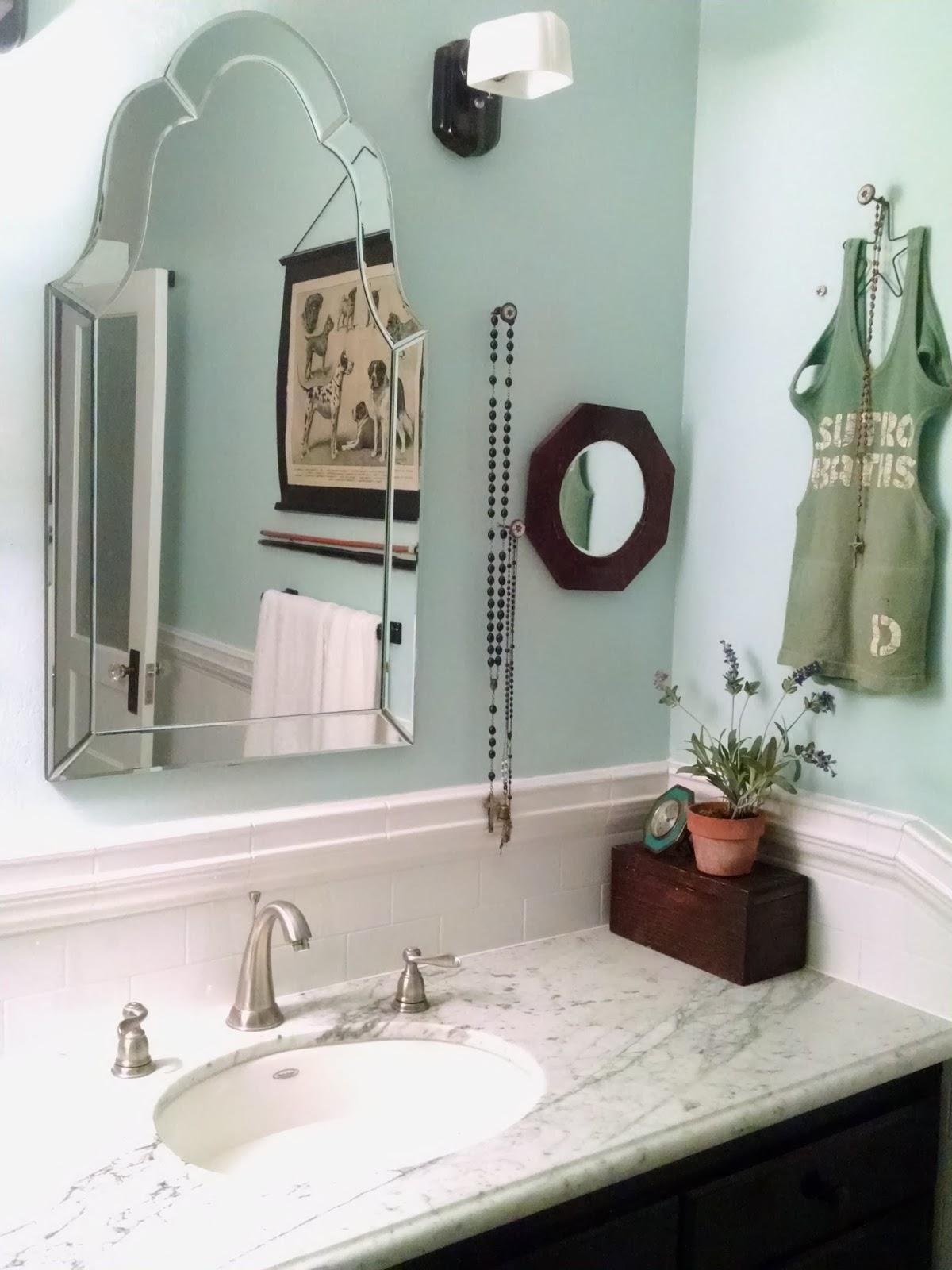 1930s Bathroom Windmill Farm 1930s Hall Bath Remodel Finished Reveal