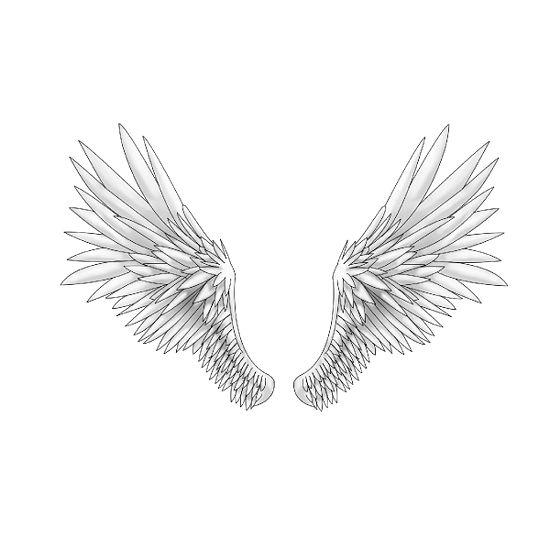 Dibujos y Plantillas para imprimir Plantillas de dibujos alas de