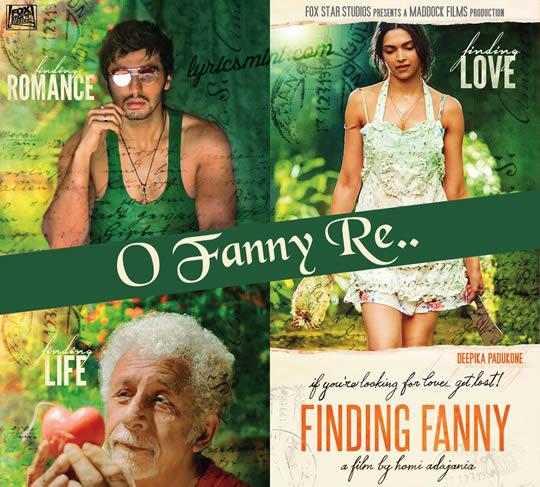 O Fanny Re - Finding Fanny